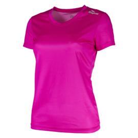 Rogelli Promo dames hardloopshirt - roze