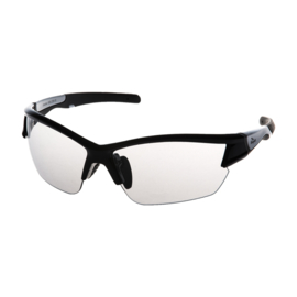 Rogelli Shadow PH fietsbril - photochromic - zwart/wit