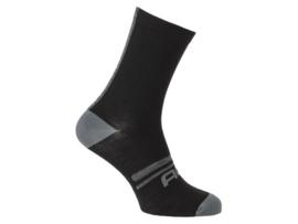 AGU Essential Merino winter fietssokken - zwart