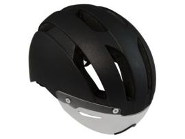 AGU Urban Pedelec speed pedelec fietshelm - zwart