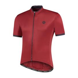 Rogelli Essential fietsshirt korte mouwen - rood