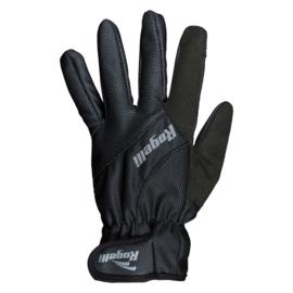 Rogelli Alberta 2.0 kinder winter fietshandschoenen - zwart