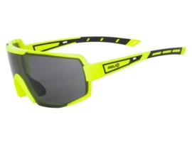 AGU Bold anti fog fietsbril - fluor