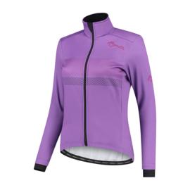 Rogelli Purpose dames winter fietsjack - paars
