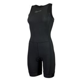Rogelli Taupo dames triathlon suit - zwart