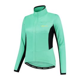 Rogelli Barrier dames winter fietsjack - mint