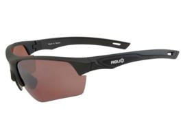 AGU Medina HD fietsbril - zwart