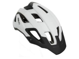 AGU Trail MTB fietshelm - wit/zwart