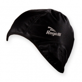 Rogelli Lazio softshell helmcap - zwart