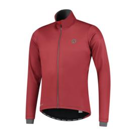 Rogelli Essential heren winter fietsjack - rood