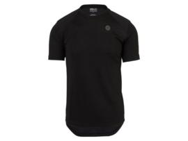 AGU MTB fietsshirt korten mouwen - zwart