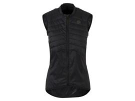 AGU Essential dames padded fietsvest - zwart