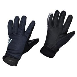 Rogelli Deltana winter fietshandschoenen - zwart