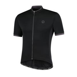 Rogelli Essential fietsshirt korte mouwen - zwart