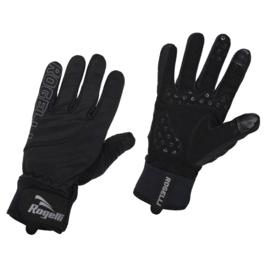 Rogelli Storm winter fietshandschoenen - zwart