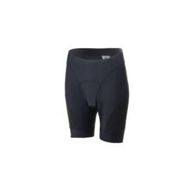Rogelli Essential korte dames fietsbroek - zwart