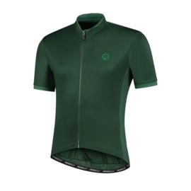 Rogelli Essential fietsshirt korte mouwen - legergroen