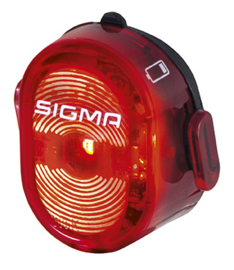 Sigma Nugget II Flash LED fietsachterlicht