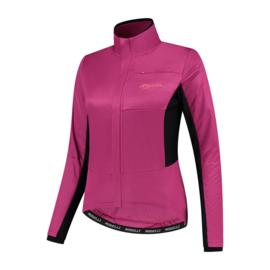 Rogelli Barrier dames winter fietsjack - roze