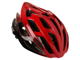 AGU Strato fietshelm race - rood