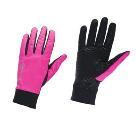 Rogelli Laval dames winter fietshandschoenen - roze/zwart
