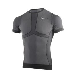 Rogelli Chase ondershirt - zwart/grijs
