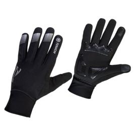 Rogelli Tocca winter fietshandschoenen - zwart