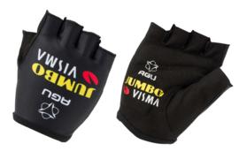 AGU Jumbo-Visma replica fietshandschoenen - zwart