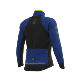 Alé Graphics PPR Thermo heren winter fietsjack - zwart/blauw