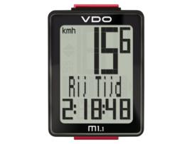 VDO M 1.1 fietscomputer bedraad