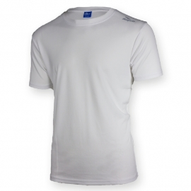 Rogelli Promo hardloopshirt heren korte mouw - wit