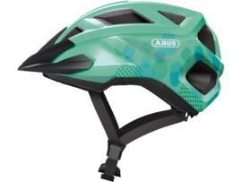 ABUS Mountz kinder fietshelm - groen