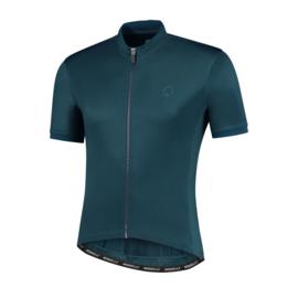 Rogelli Essential fietsshirt korte mouwen - blauw