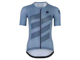 AGU High Summer dames fietsshirt korte mouwen - blauw