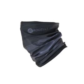 Rogelli scarf nekwarmer - zwart/grijs