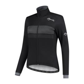 Rogelli Purpose dames winter fietsjack - zwart/wit