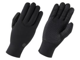 AGU Essential neopreen winter fietshandschoenen - zwart