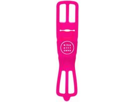 Finn smartphonehouder fiets - roze