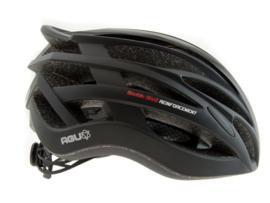 AGU Tesero fietshelm race - zwart