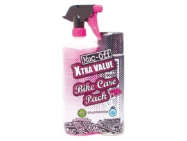 Muc-Off duopack fietsreiniger + beschermspray