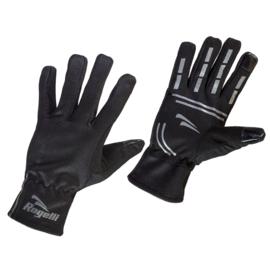 Rogelli Angoon winter fietshandschoenen - zwart