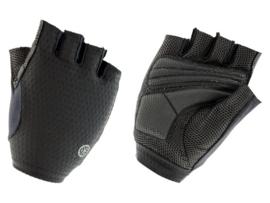 AGU Essential Pittards gel zomer fietshandschoenen - zwart