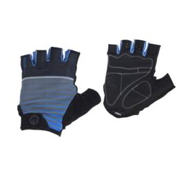 Rogelli Hero zomer fietshandschoenen - zwart/blauw