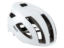 AGU Vigarous fietshelm race - wit
