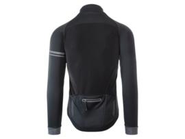 AGU Essential heren winter fietsjack - zwart
