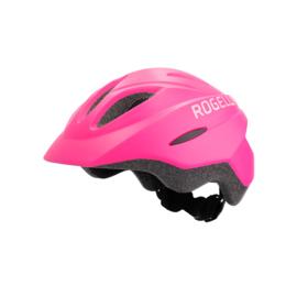 Rogelli Start kinder fietshelm - roze