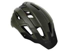 AGU Trail MTB fietshelm - army green/zwart