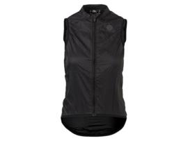 AGU Essential Wind Body dames fietsvestje - zwart