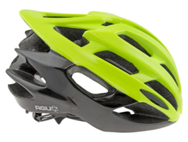 AGU Strato fietshelm race - fluor/zwart