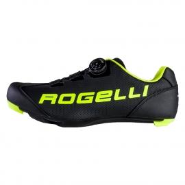 Rogelli AB-410 fietsschoenen race - zwart/fluor